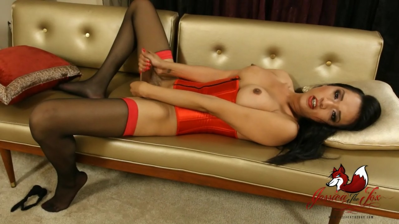Nasty Jess waiting for hard penis
