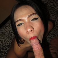 After shooting a big load big dick Bella's thick foreskinned cock is used like a masturbation toy to get off a guy.